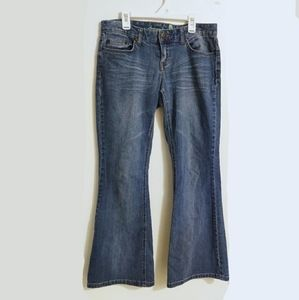 """American Rag Bootcut Flare Cotton Jeans 7 /31"""""""
